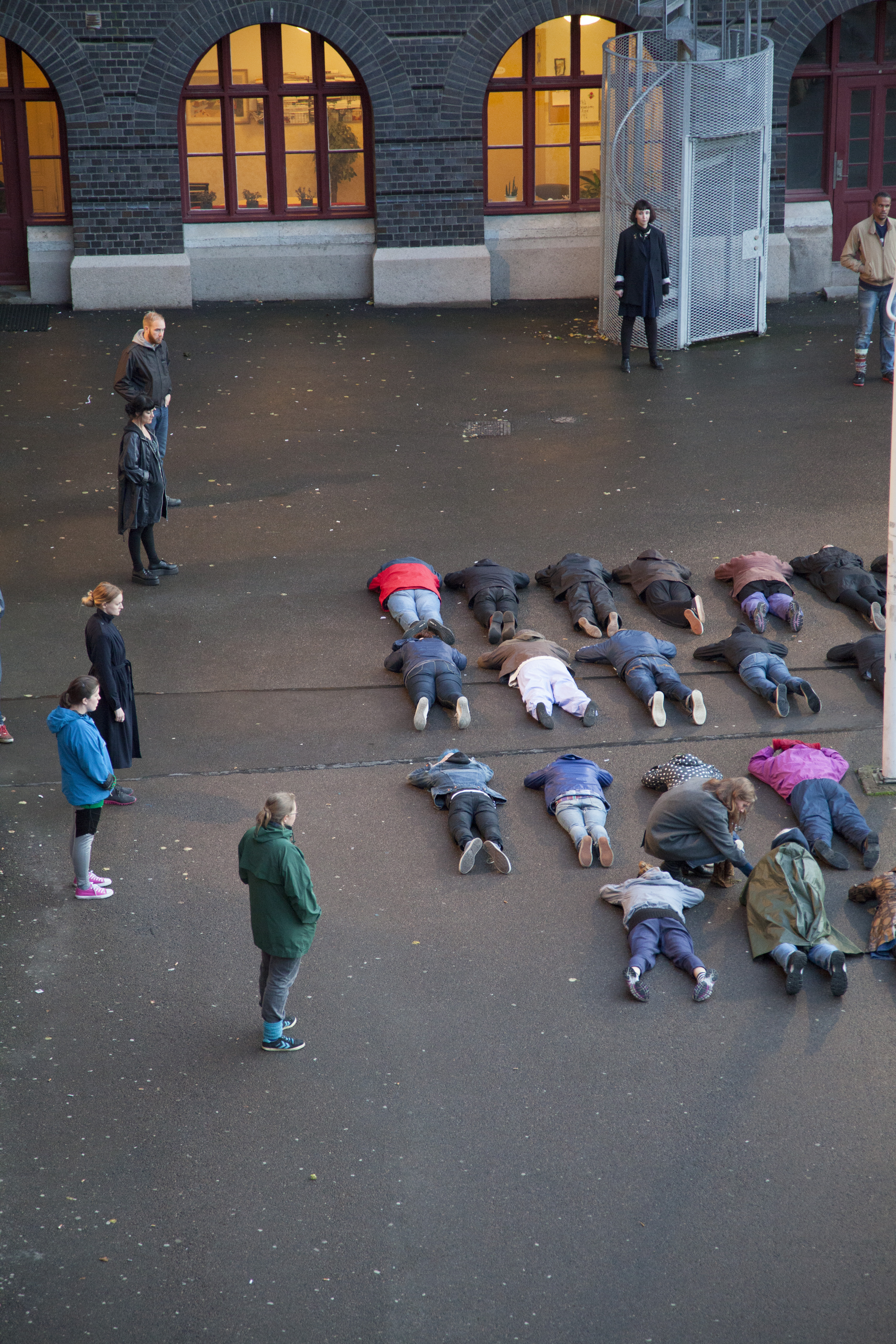 "Maja Hammeren, ""Eleven Years Later Göteborg"" (2012)"