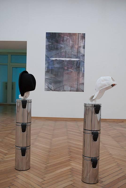 Ghislain Amar, beztytułu ( zcyklu Dispositions, Suite), 2014