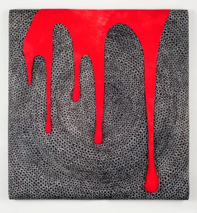 """Piotr Uklański, """"Bez tytułu (Profondo Rosso)"""", 2012 dzięki uprzejmości artysty iMassimo De Carlo Gallery, London-Milan"""