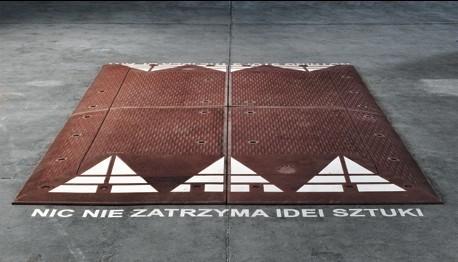 Ewa Partum, Nic niezatrzyma idei sztuki, 2012/2013