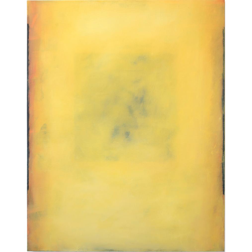 Mateusz Piestrak, beztytułu, olej napłótnie, 140 x 110 cm, 2014