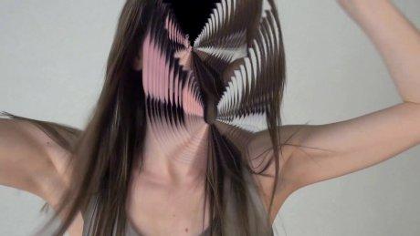 Anna Bąk, ujęcie zfilmu Sound Spa