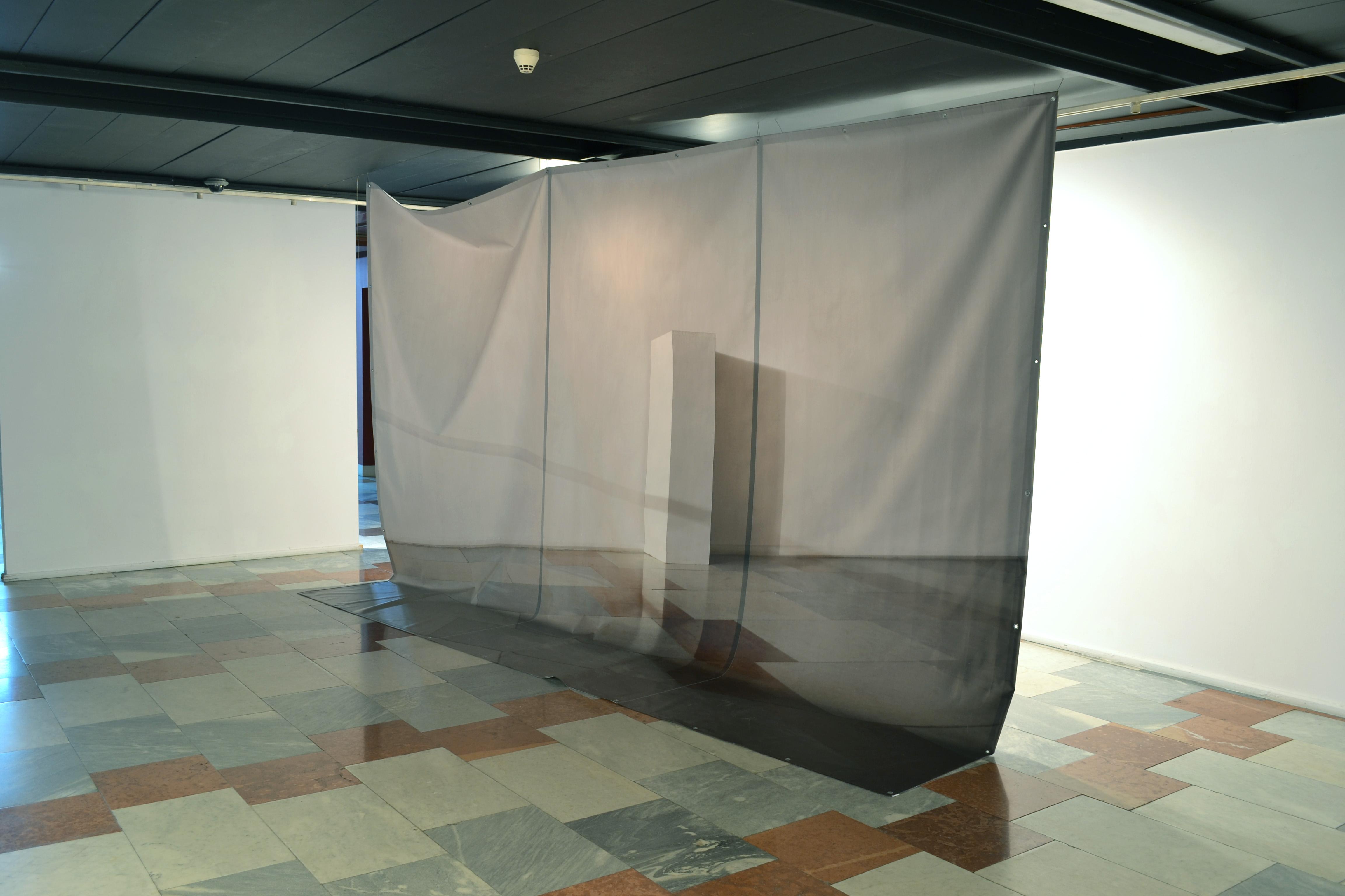 Tajemnica iMelancholia Ulicy, widok wystawy