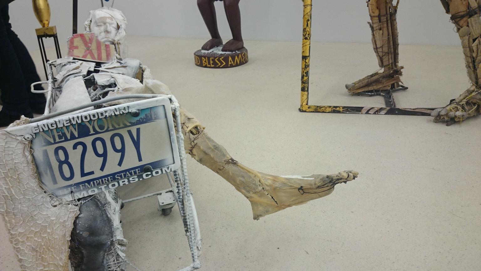 Fundacja Galerii Foksal, Rzeźby zNowego Jorku