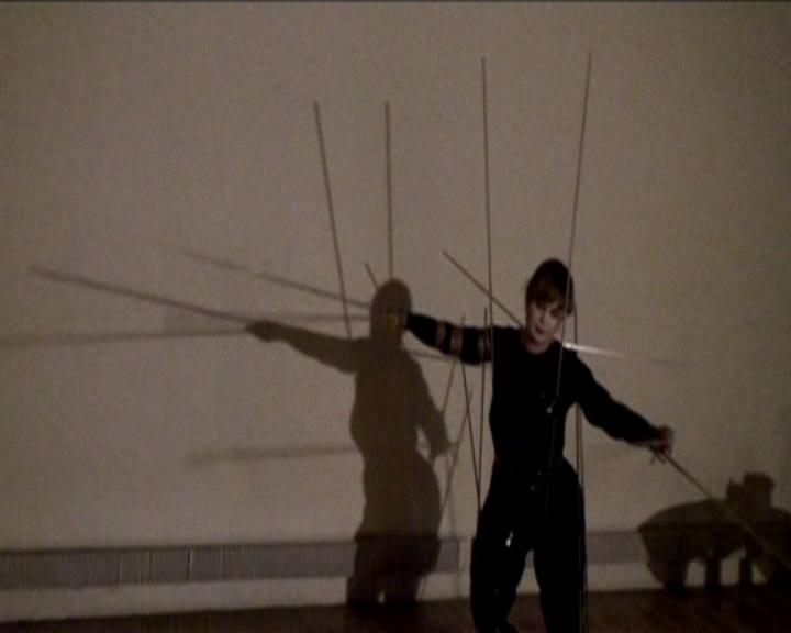 Karina Bisch, Ćwiczenia zpatykami dotańca, 2009