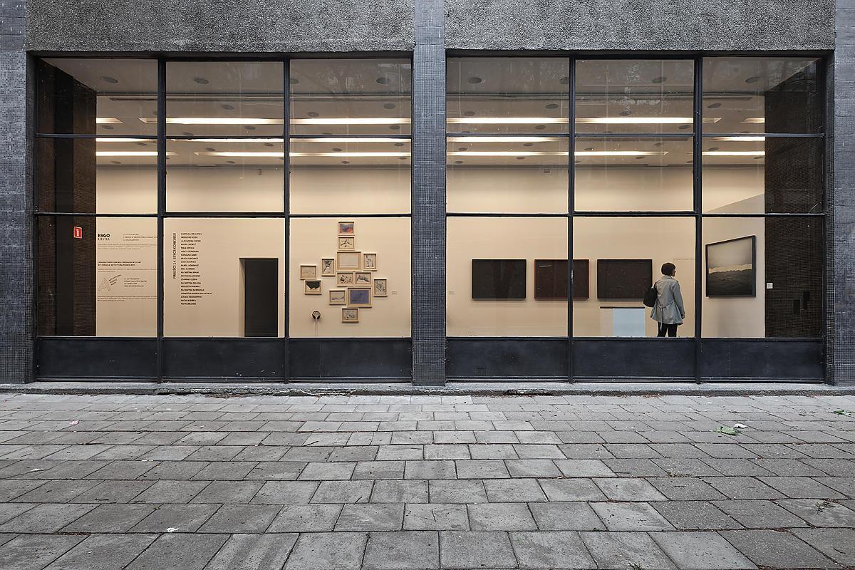 widok wystawy, fot.Bartosz Stawiarski