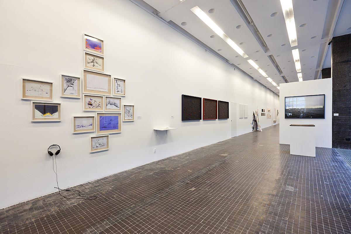 widok wystawy