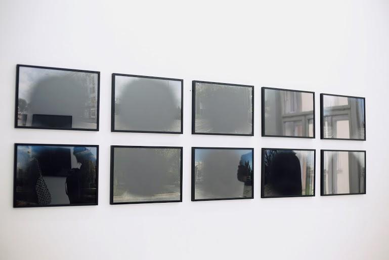 Mykola Ridnyi,Clenched Staring Eyes, Art Agenda Nova, fot.Joanna Rytter