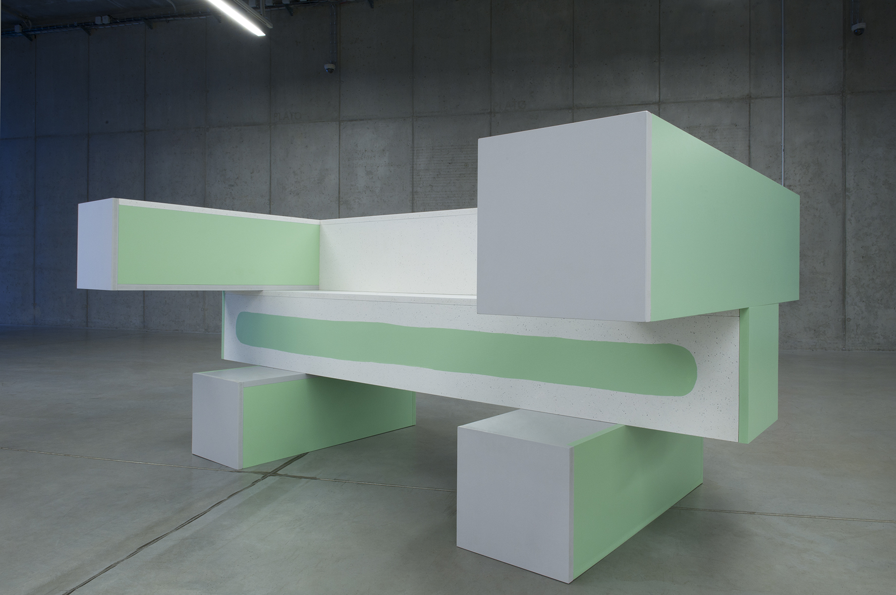 The Exhibition, Nicholas Riis, Objective Display, installation, 2015