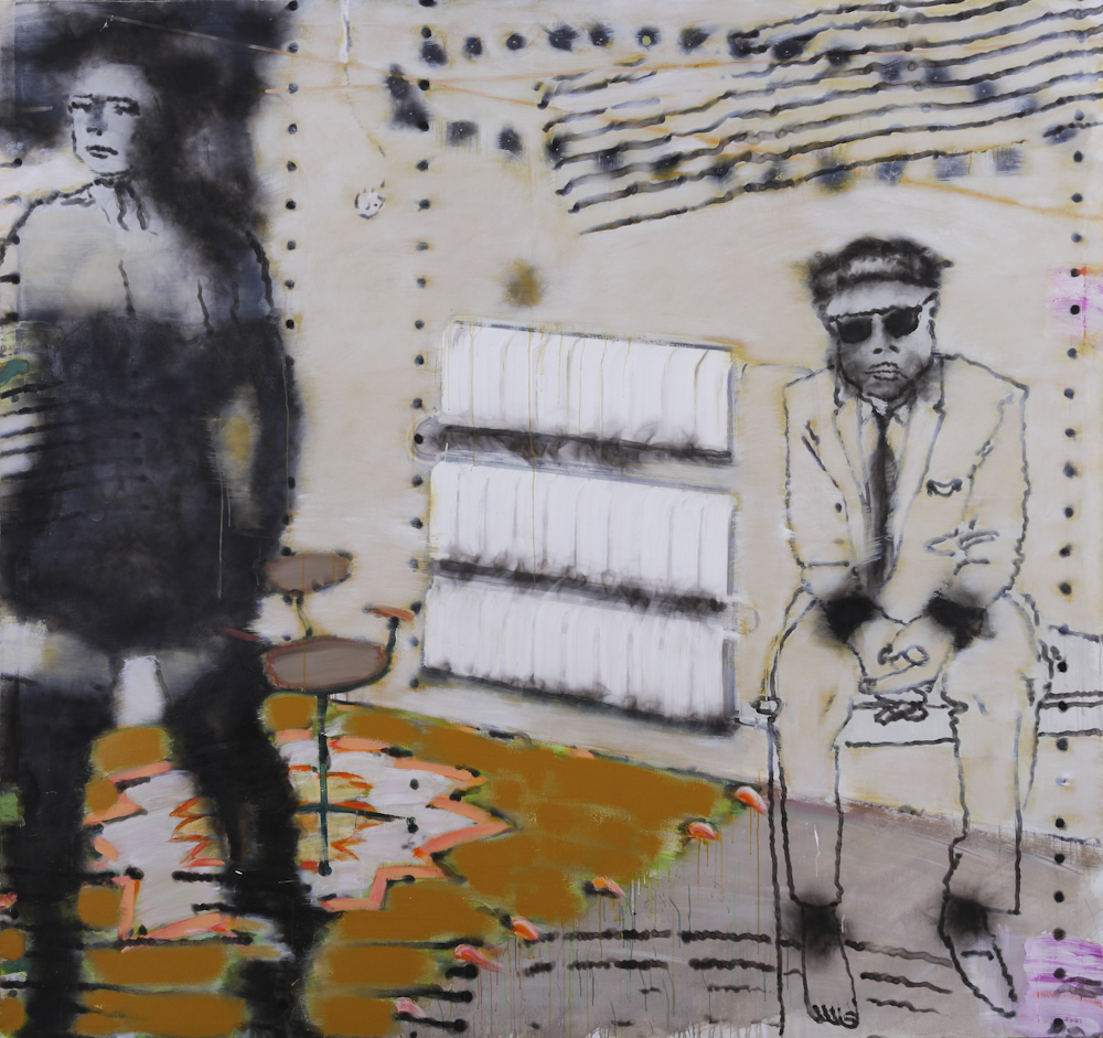 onas Gasiūnas, Ashowgirl from aHerzog film and Yamamoto Pol Pot, 2009