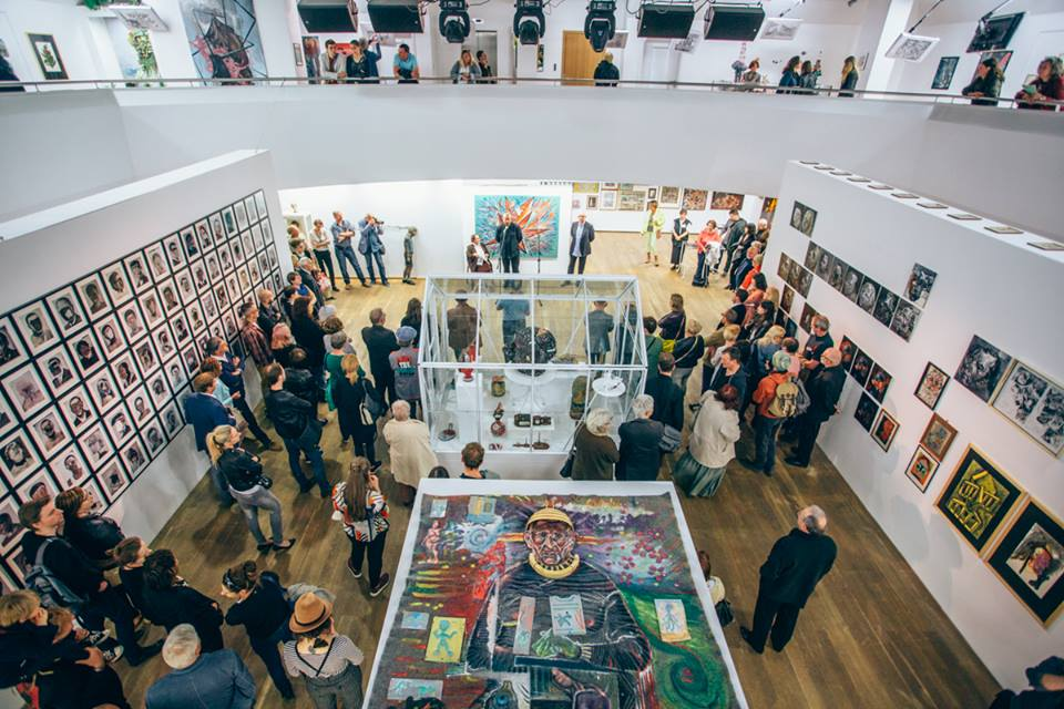 Wernisaż wystawy Palindrom, Państwowa Galeria Sztuki wSopocie, fot.StudioFILMLOVE