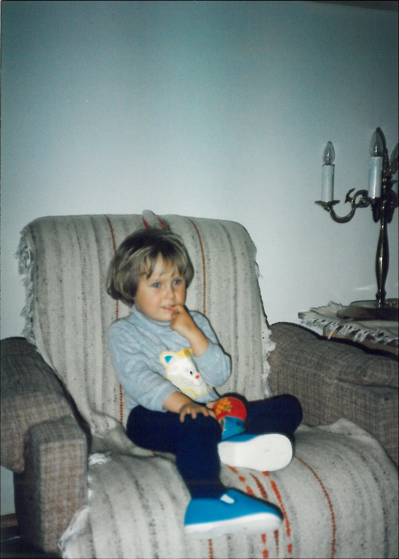 Moment, w którym oglądamy sławetny Telexpress, 1993