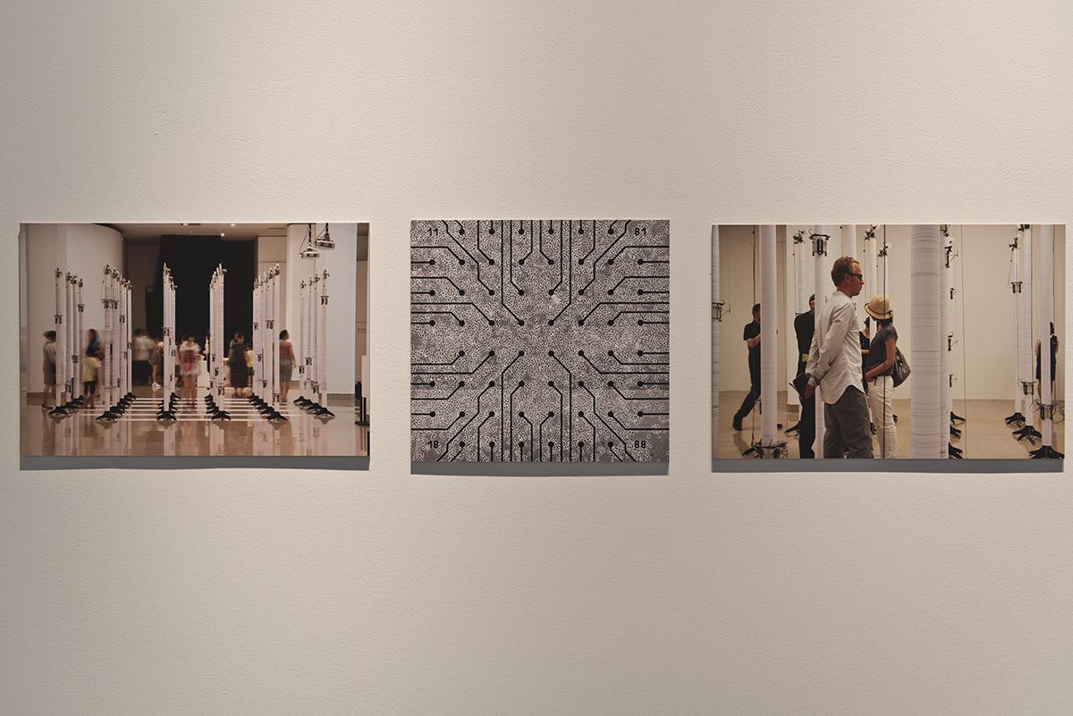 Dokumentacja projektu SILENT BARRAGE (2008-2009) Guy Ben-Ary
