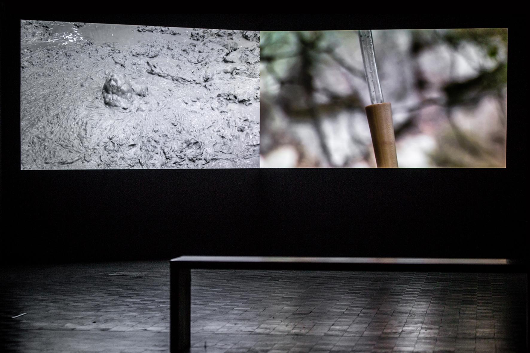 Gilad Ratman, 588 Project, instalacja
