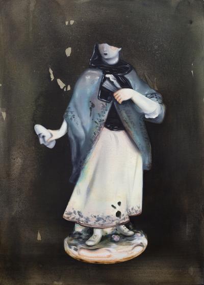 praca znajnowszego cyklu Ewy Juszkiewicz
