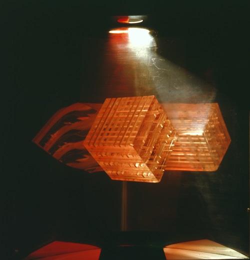 Aleksandar Srnec, Objekt 130370, 1970, dzięki uprzejmości Muzeum Sztuki Współczesnej wZagrzebiu