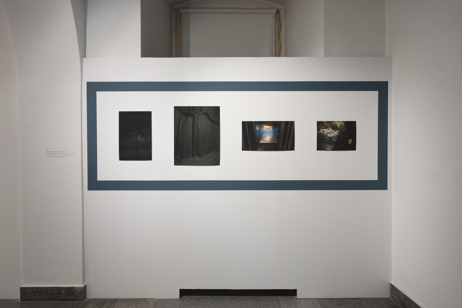 Wyborny trup fotografii polskiej, widok wystawy