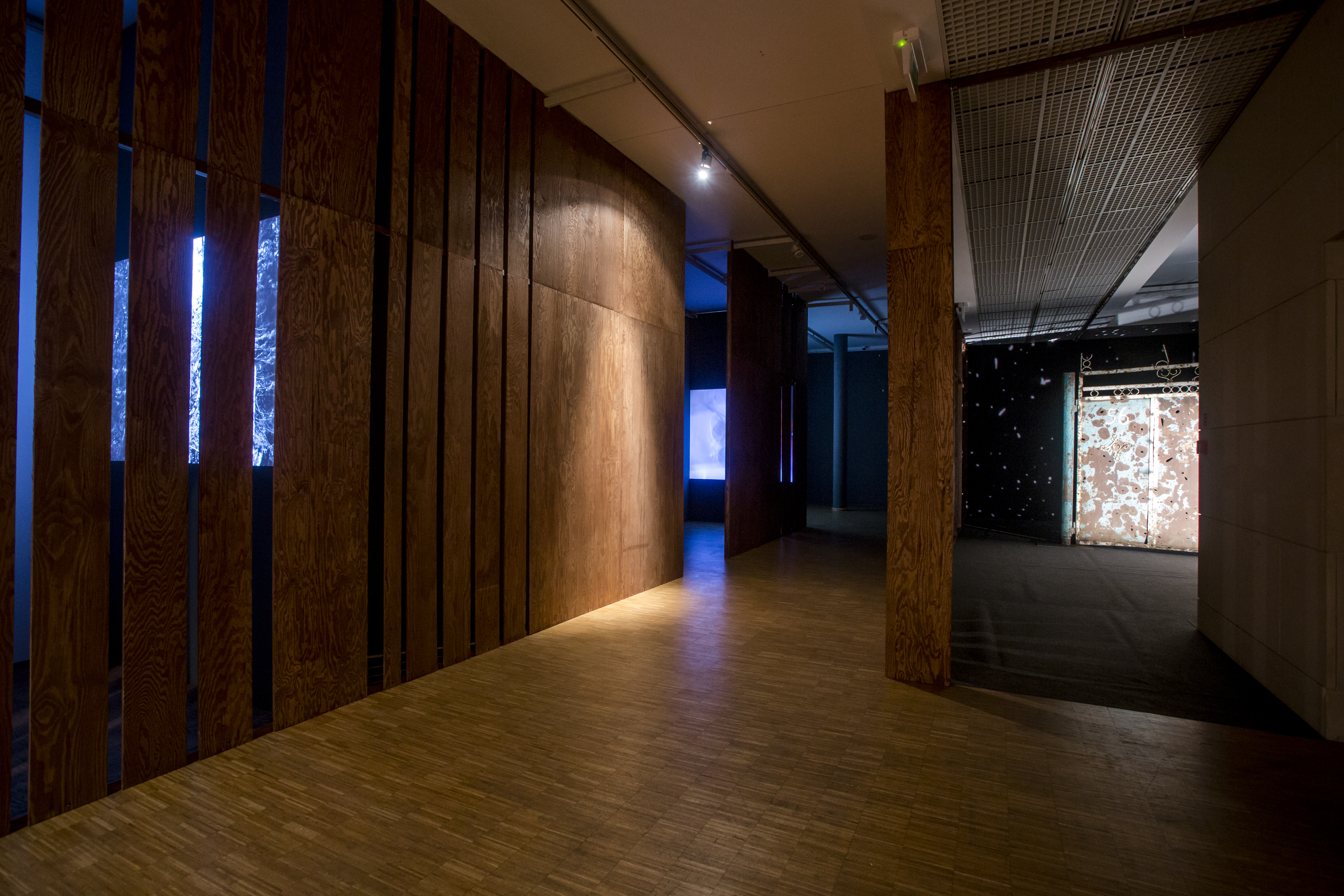 Wystawa Austeria, BWA SOKÓŁ, widok ogólny