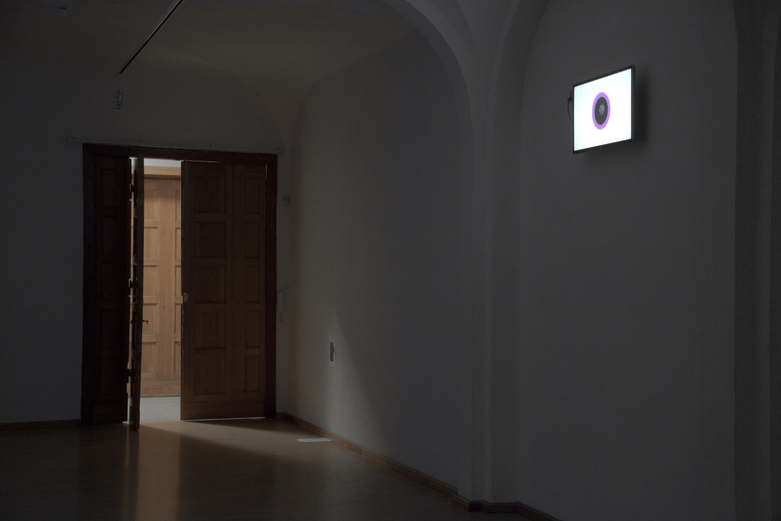 Tobiasz Jankowiak, Pociemku, widok wystawy