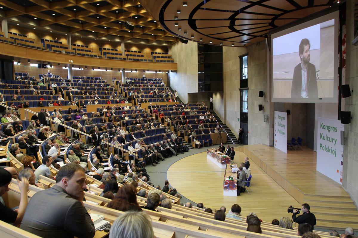 Kongres Kultury Polskiej, 2009