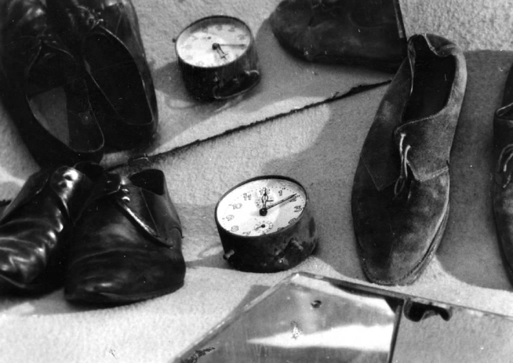 Jarosław Kozłowski, Sytuacja, 1968, Galeria PodMoną Lisa, Wrocław, fot.dzięki uprzejmości artysty