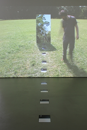 Ján Mančuška, OdAdoB izpowrotem, 2008, instalacja