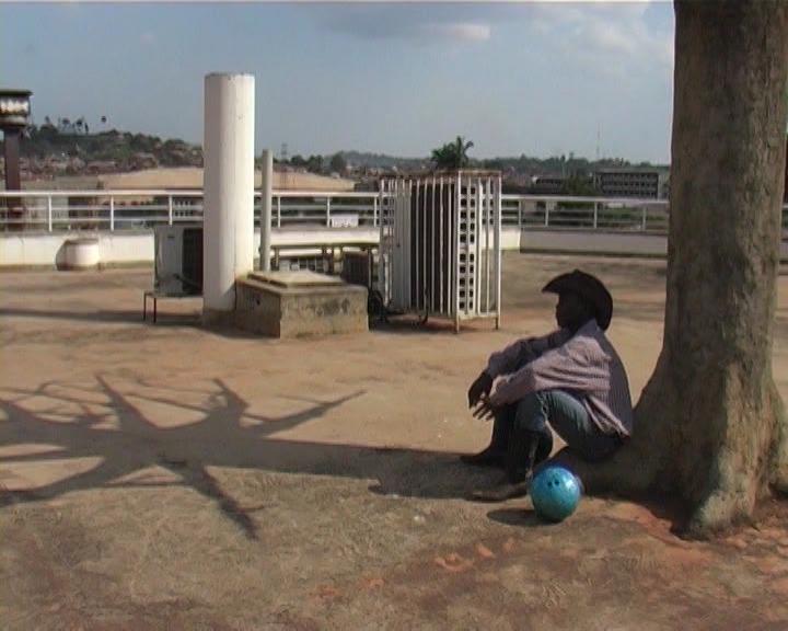 You'll Never Walk Alone, trzykanałowa instalacja video, 13 min, 2009, kadr