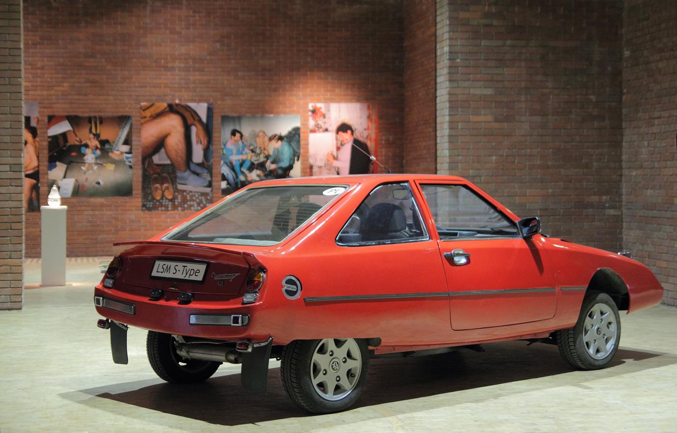 Łukasz Skąpski, LS Motors S-Type, 2011
