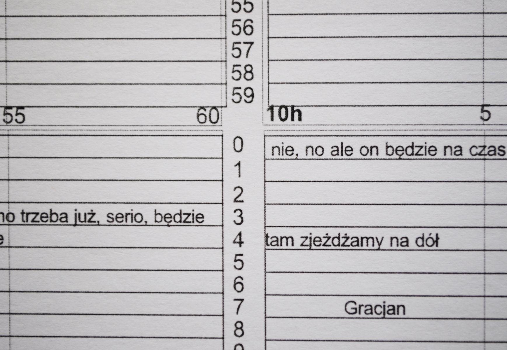 Michał Soja, 24/7, Henryk, fot.Michał Soja