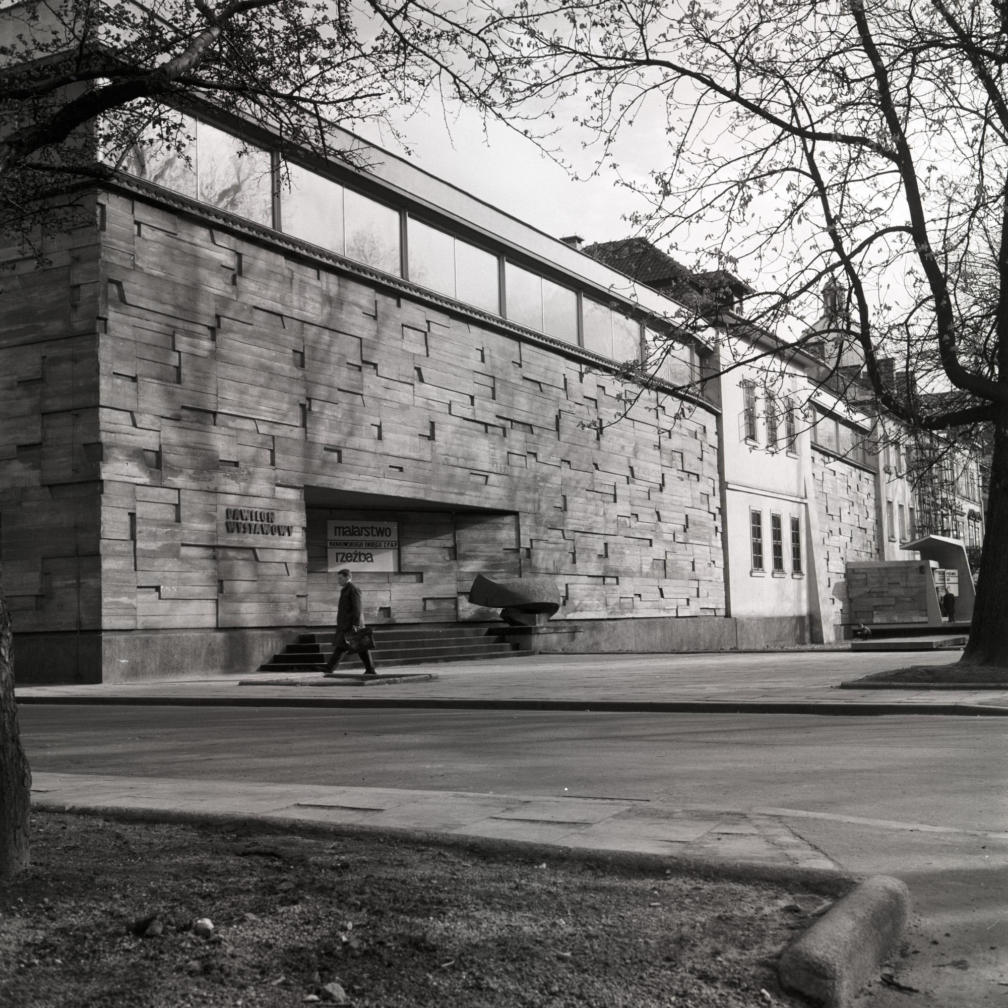 Widok MPW odPlant, lata 60. XX wieku, fot.D. Zawadzki, zarchiwum własnego artysty