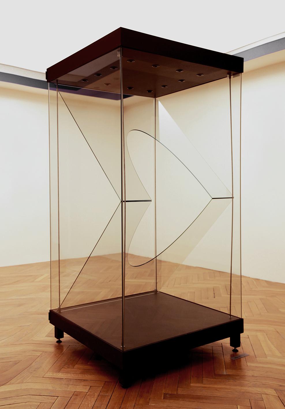 Karolina Hałatek, Why There Is Something Rather Than Nothing, instalacja, 2016, fot.Karolina Hałatek