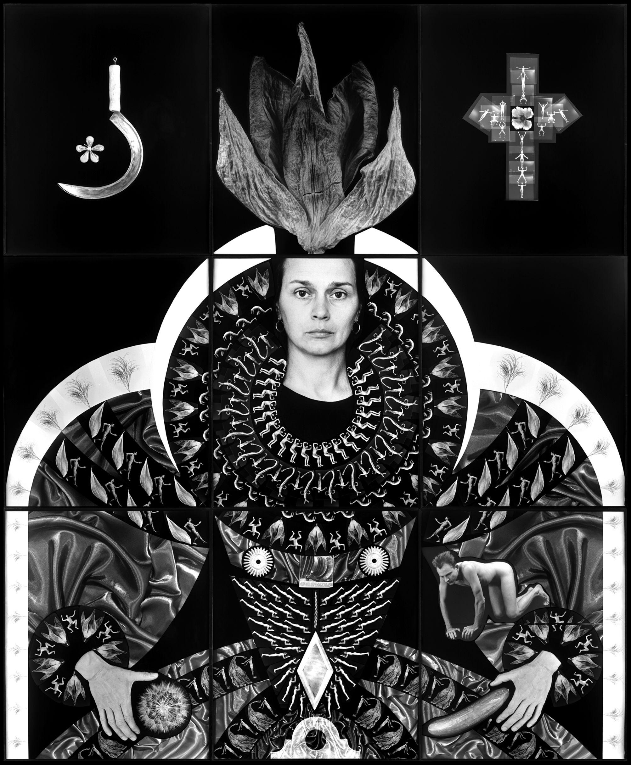 Zofia Kulik, Self Magnificence IIIb, 1997