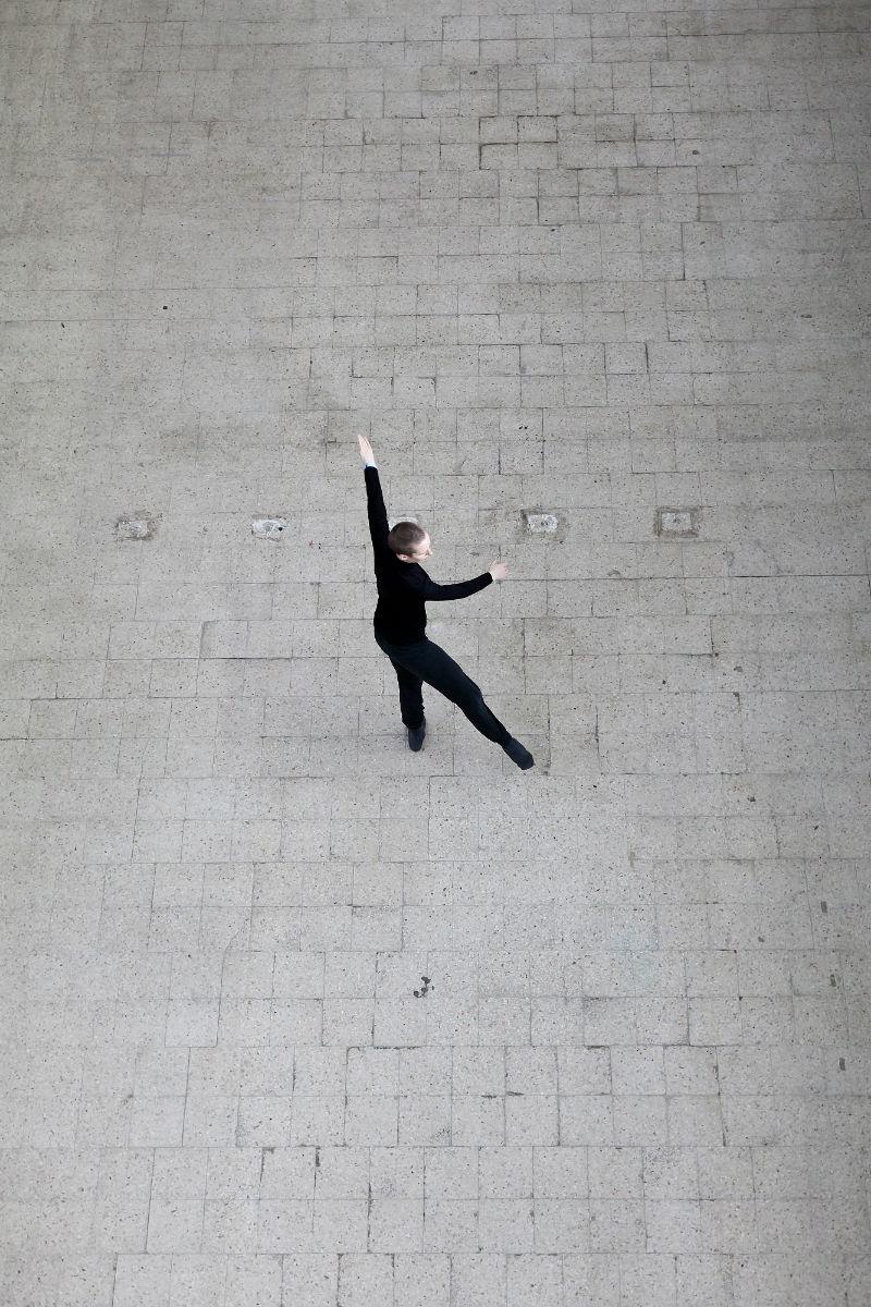 Boris Charmatz, expo zéro, Muzeum Sztuki Nowoczesnej w Warszawie