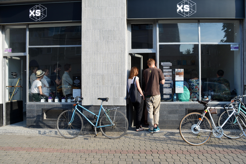 XS, widok zulicy Narbutta, fot.Angelika Topolewska-Pleskot