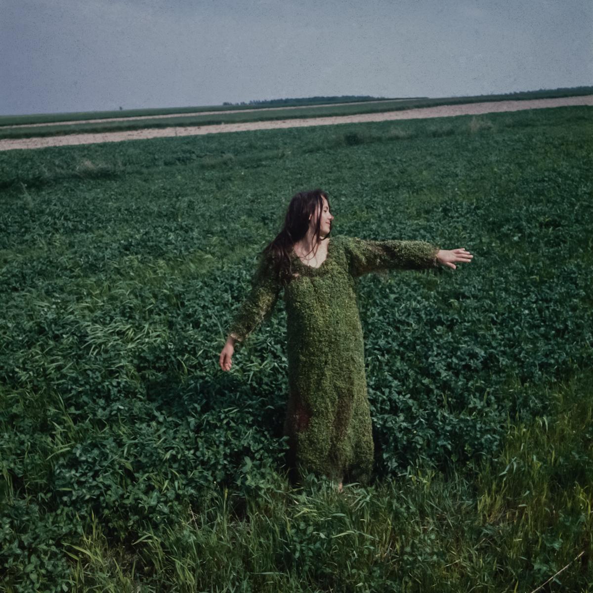 Teresa Murak, Uciszająca burzę, 1985/2016, , fot.Maciej Musiał