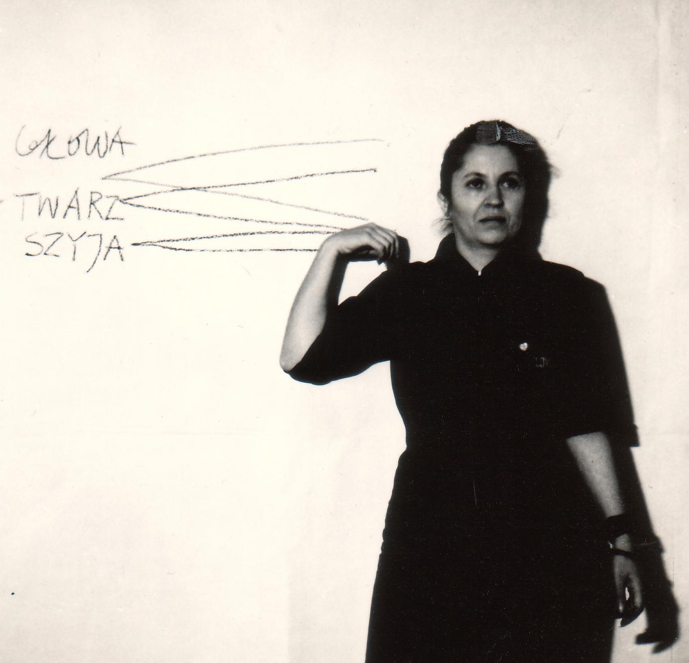 Barbara Kozłowska, Arytmia, performance