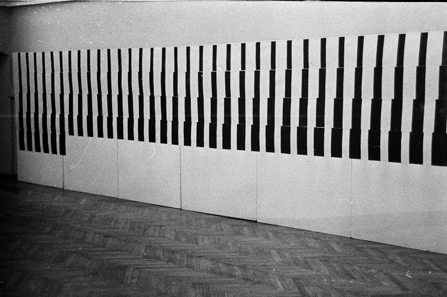 Barbara Kozłowska, Negatywy Fikcji 2, 1976