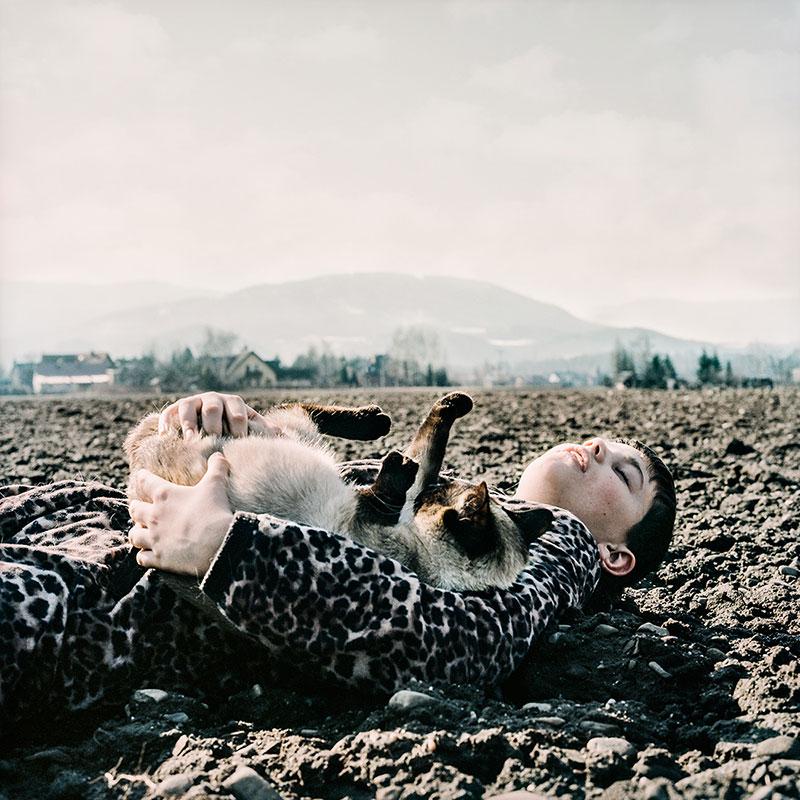 Urszula Kluz-Knopek, Bez tytułu (projekt Wiosennie), 2015