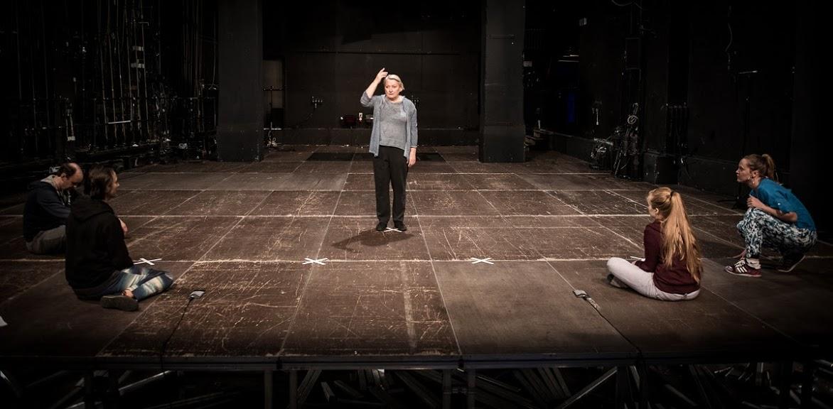 Ewelina płacze, reż. Anna Karasińska, TR Warszawa, fot.Marta Ankiersztejn