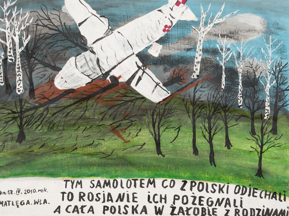 """Sztuka outsiderów jako sztuka  współczesna. Przypadek wystawy """"Po co wojny są naświecie"""" wMuzeum Sztuki  Nowoczesnej wWarszawie"""
