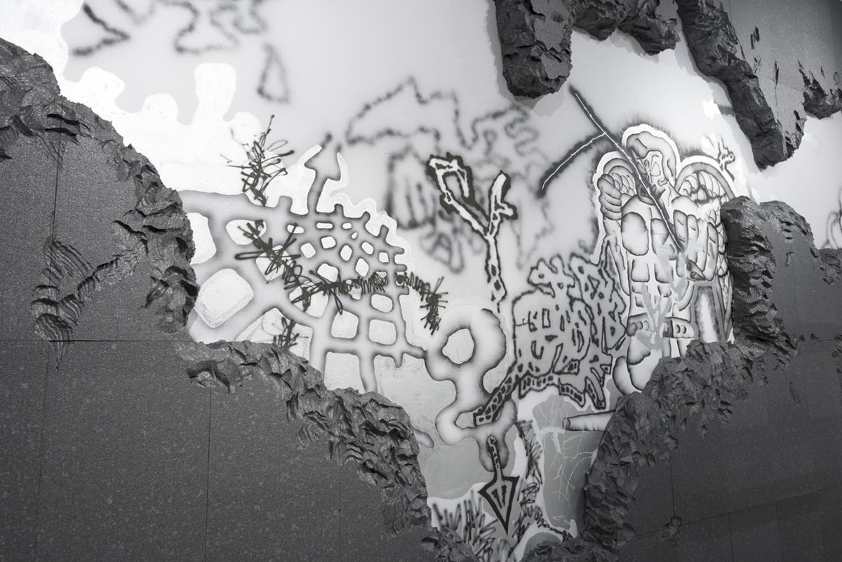 """""""Prognoza dla czasów potermomodernizacyjnych"""" Stacha Szumskiego wCentrum Sztuki Współczesnej Zamek Ujazdowski / """"Prognosis for the era of postthermomodernization"""" byStachu Szumski at Ujazdowski Castle Centre for Contemporary Art"""