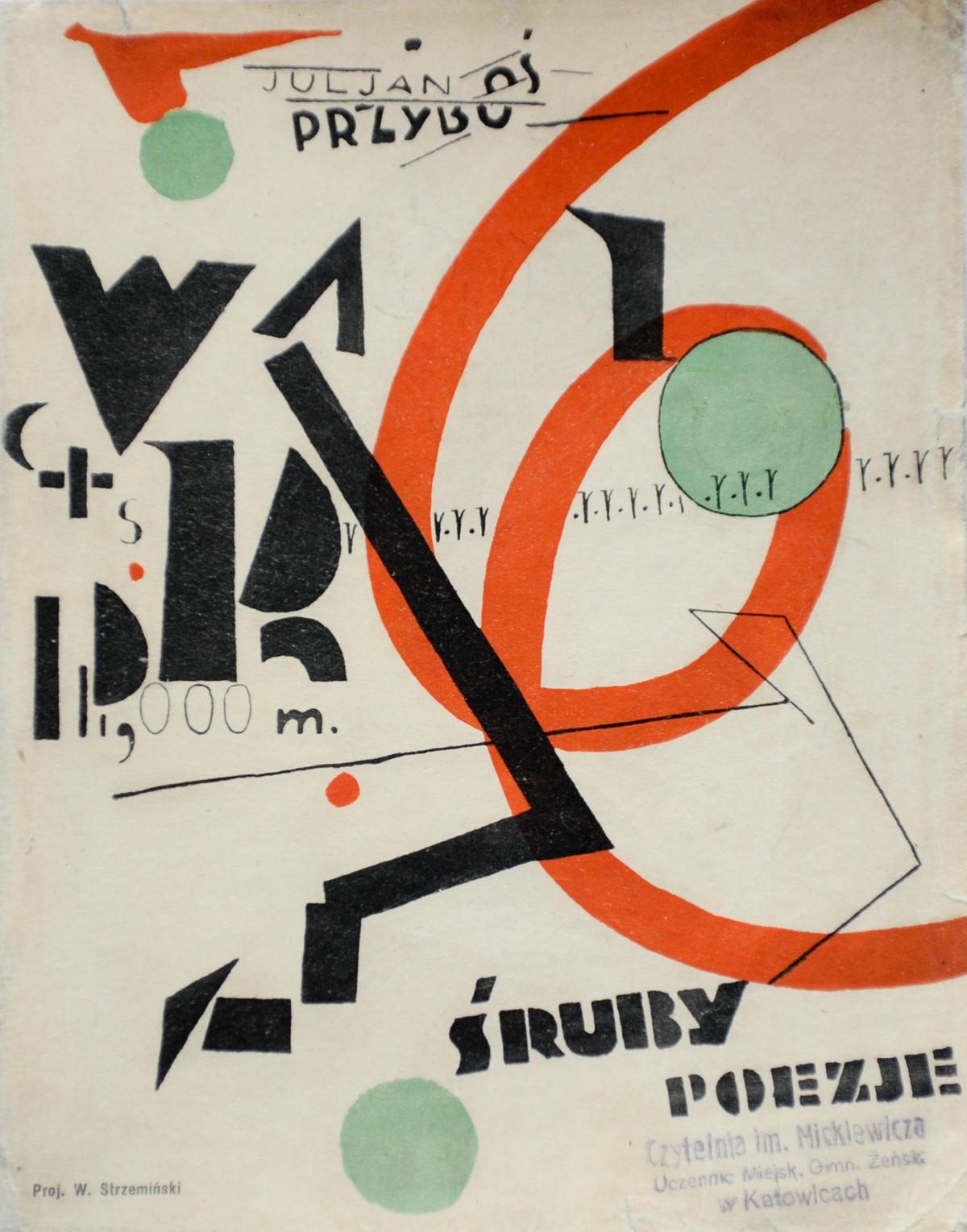 """""""Słowo kłamie – oko nigdy. Nowoczesna typografia polska 1918-1939"""" wMuseum Jerke"""