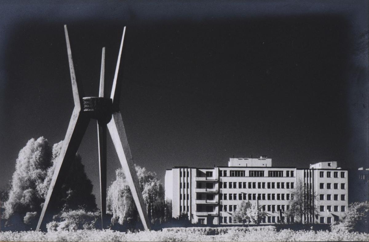 """""""Czarno-biały świat lat 60. wfotografii Ildefonsa Bańkowskiego"""" wGalerii Miejskiej BWA wBydgoszczy [PL/ENG]"""