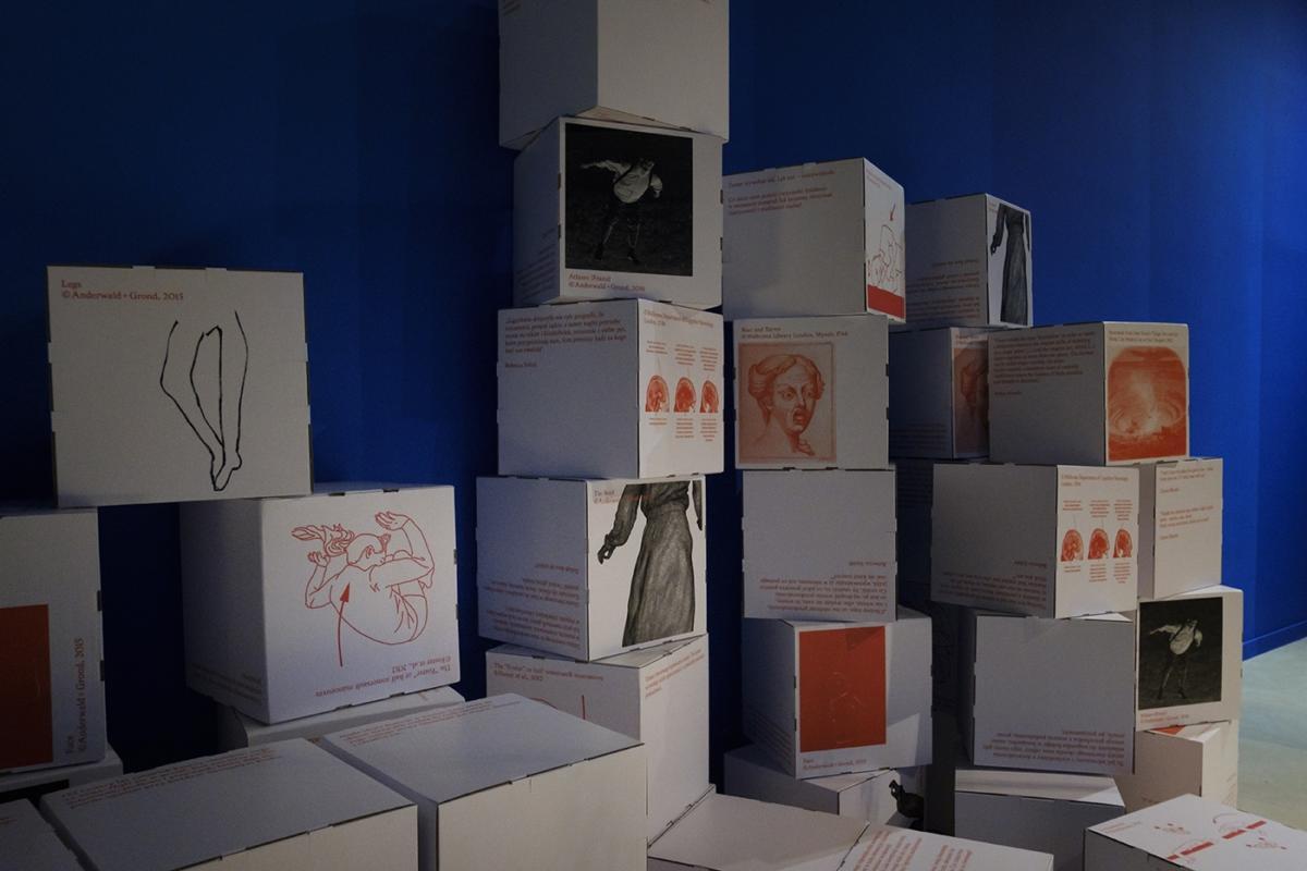 """""""Utrata równowagi"""" wCentrum Sztuki Współczesnej Zamek Ujazdowski / """"Dizziness. Navigating the Unknown"""" at the Ujazdowski Castle Centre for Contemporary Art"""