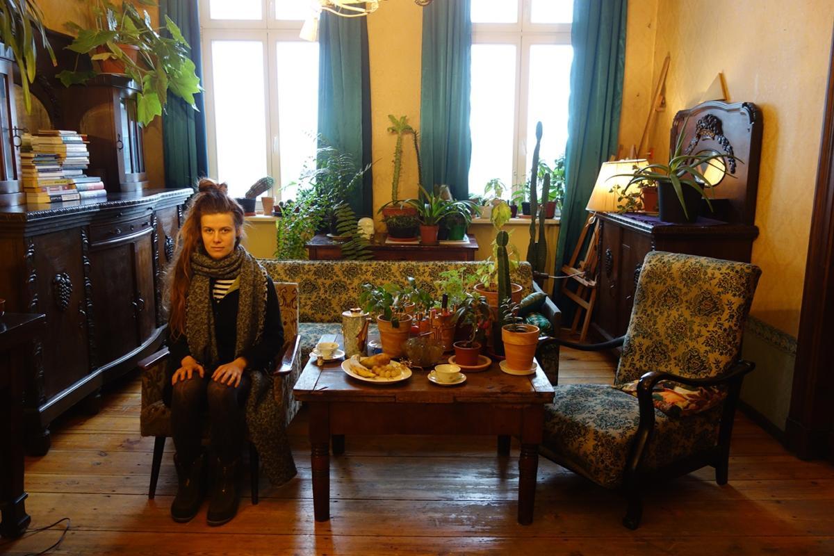 """""""Nie jestem Zofią Rydet"""" Ewy Zarzyckiej wGalerii Studio"""