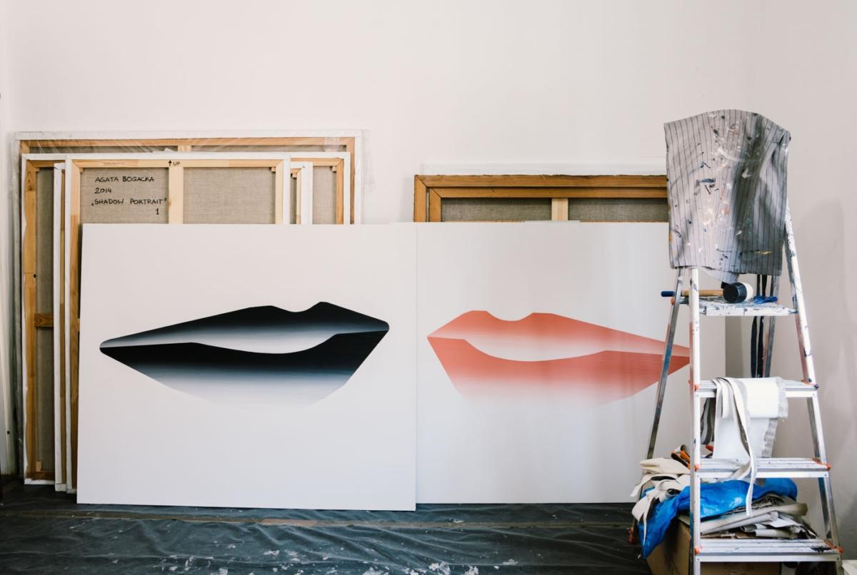 STUDIO ARTYSTY: Agata Bogacka