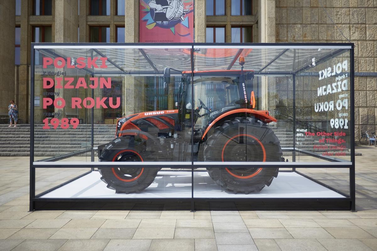 Dizajnerski wózek widłowy – 29 lat polskiego projektowania