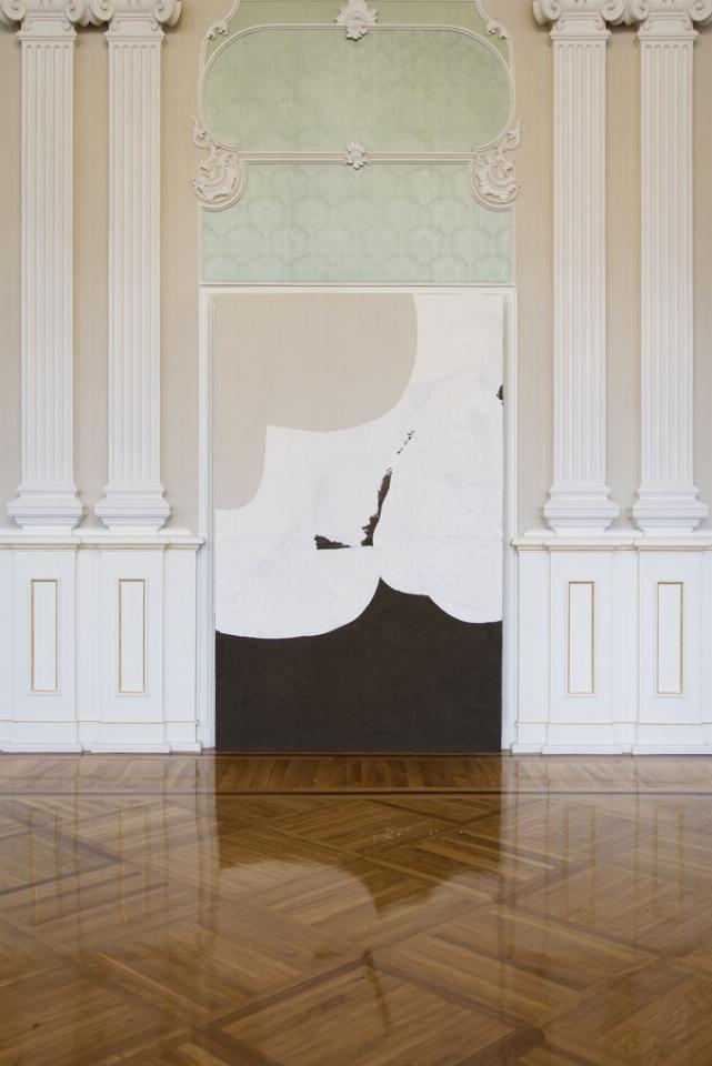 Karolina Bielawska, Kompleks, Pałac Branickich, Białystok, 2017, fot.dzięki uprzejmosci artystki