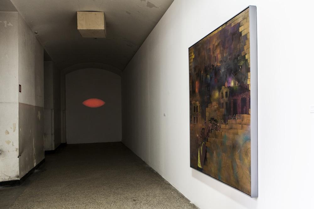 Agnieszka Polska, Słońce (Ameryka), 2012; Tomasz Kowalski, Interstrefa, 2013