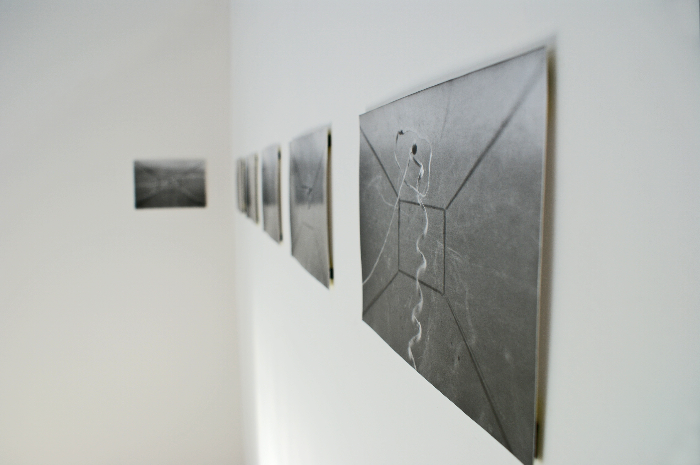 Iza Tarasewicz, Macierz, wybór zserii czarno-białych fotografii analogowych, 2013